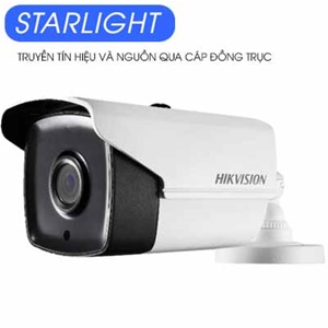 Camera HDTVI 2MP Starlight Hikvision DS-2CE16D8T-IT3E