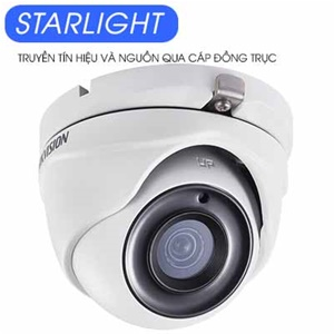 Camera Hikvision Dome HDTVI 2MP Starlight DS-2CE56D8T-ITME