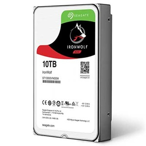 Ổ cứng NAS Iron Wolf 10TB Seagate ST10000VN0004