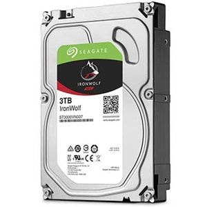 Ổ cứng NAS Iron Wolf 3TB Seagate ST3000VN007