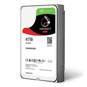 Ổ cứng NAS Iron Wolf 4TB Seagate ST4000VN008