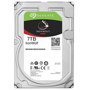 Ổ cứng NAS Iron Wolf 7TB Seagate ST7000VN0002